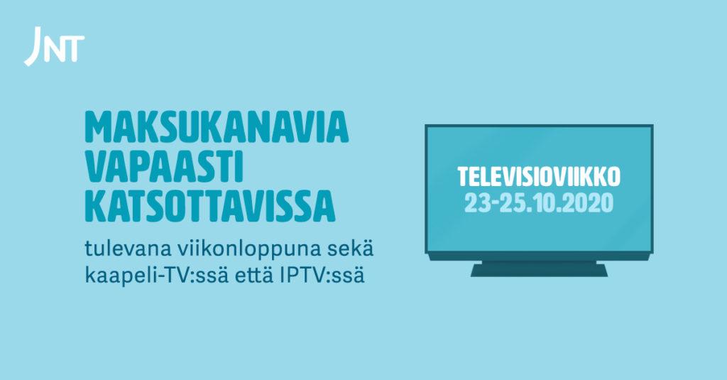 Kaapeli-Tv Liittymä Omakotitaloon